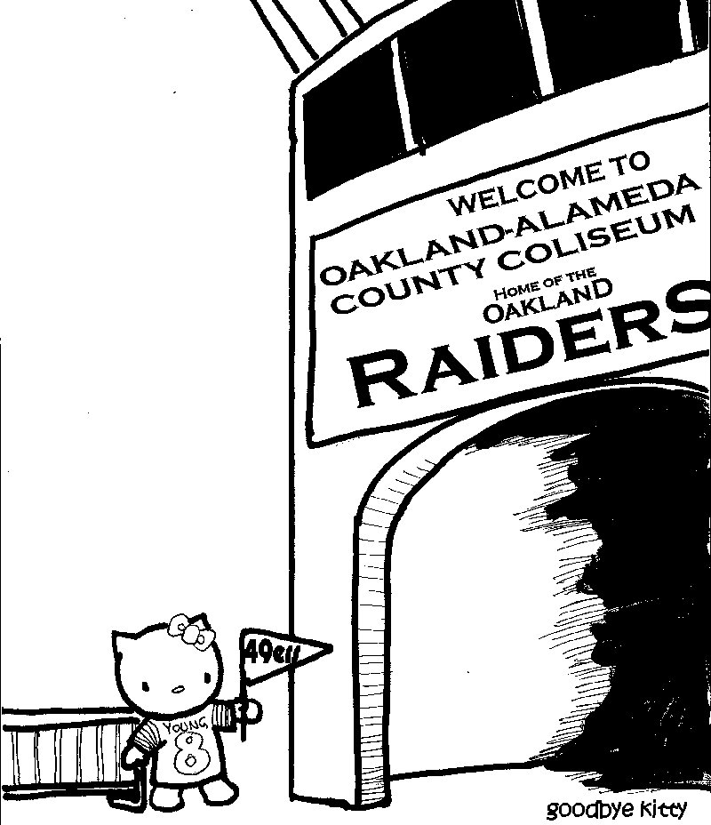 Raiders Fans Are Scary (GBK#144)