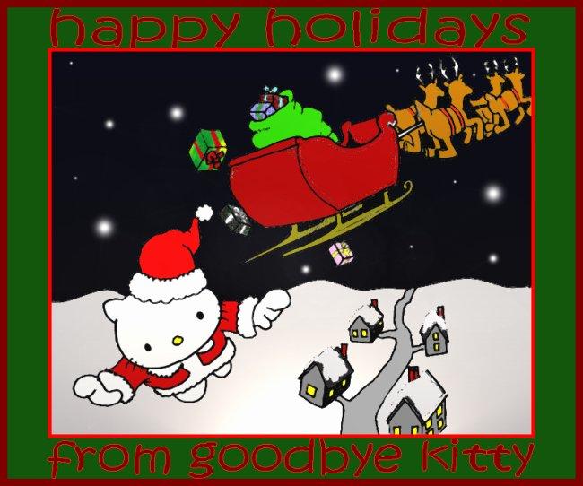 GBK Christmas Card 2009 (GBK#433)