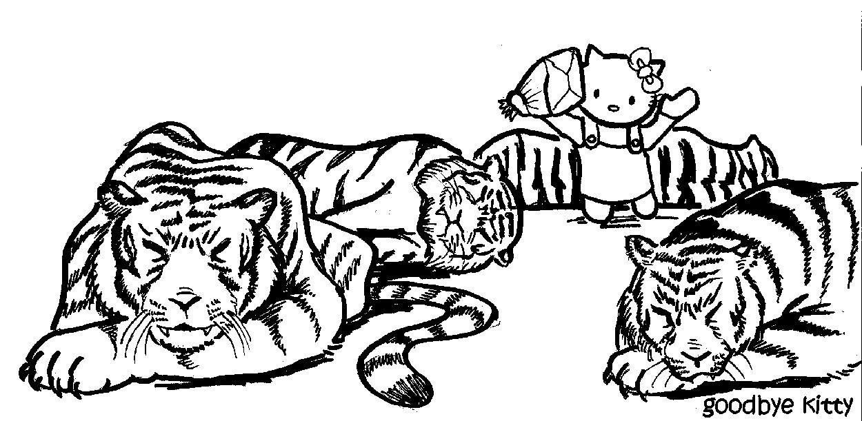 Tiger, Tiger (GBK#69)