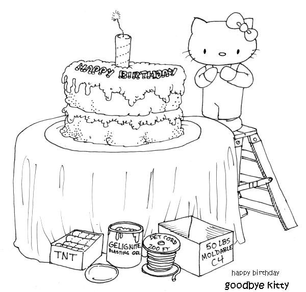 Happy Birthday! (GBK#527)